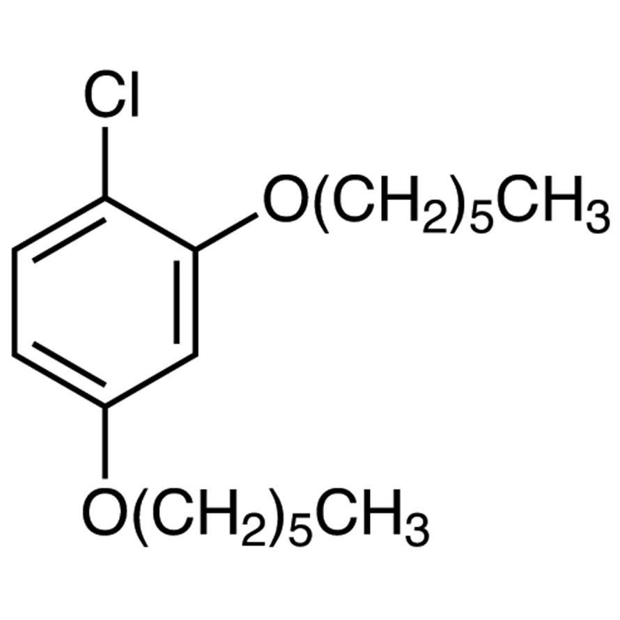 1-Chloro-2,4-bis(hexyloxy)benzene