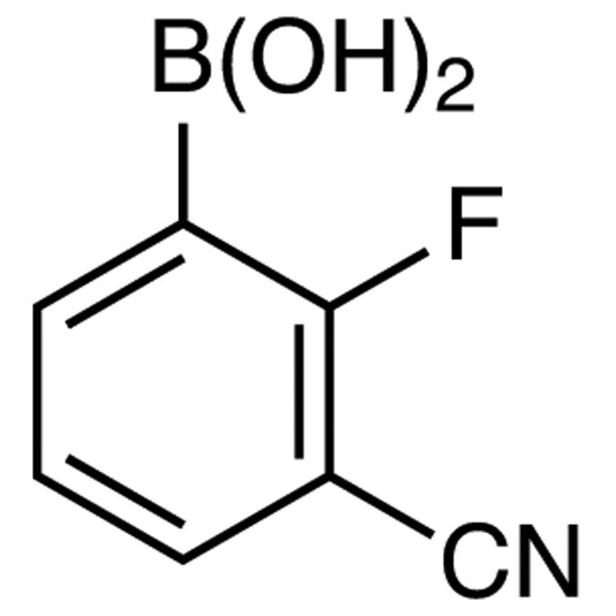 3-Cyano-2-fluorophenylboronic Acid (contains varying amounts of Anhydride)