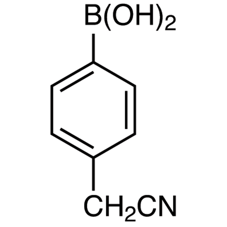 4-(Cyanomethyl)phenylboronic Acid (contains varying amounts of Anhydride)