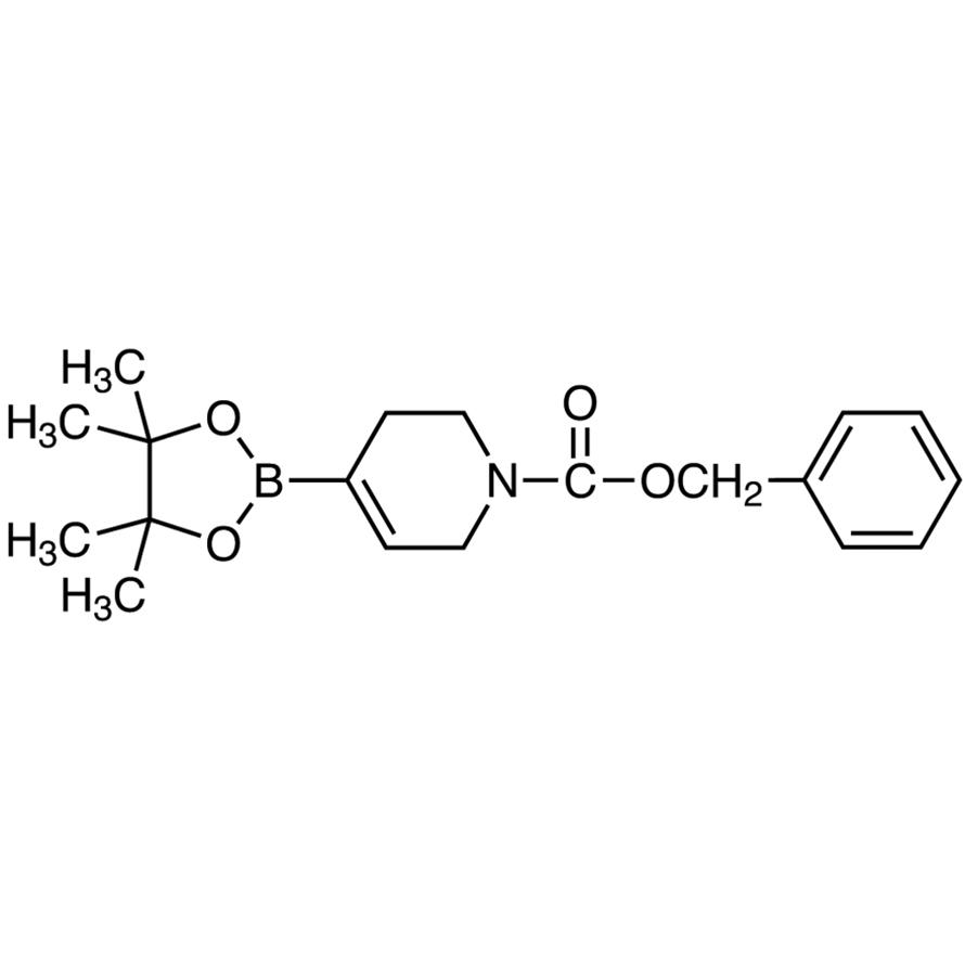 1-Carbobenzoxy-1,2,3,6-tetrahydro-4-(4,4,5,5-tetramethyl-1,3,2-dioxaborolan-2-yl)pyridine