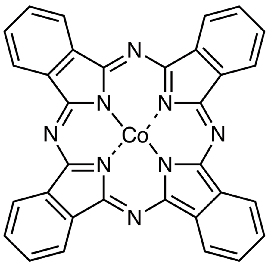 Cobalt(II) Phthalocyanine (purified by sublimation)