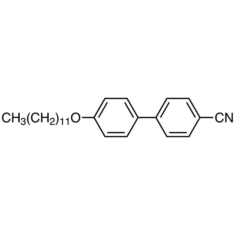 4'-Cyano-4-dodecyloxybiphenyl