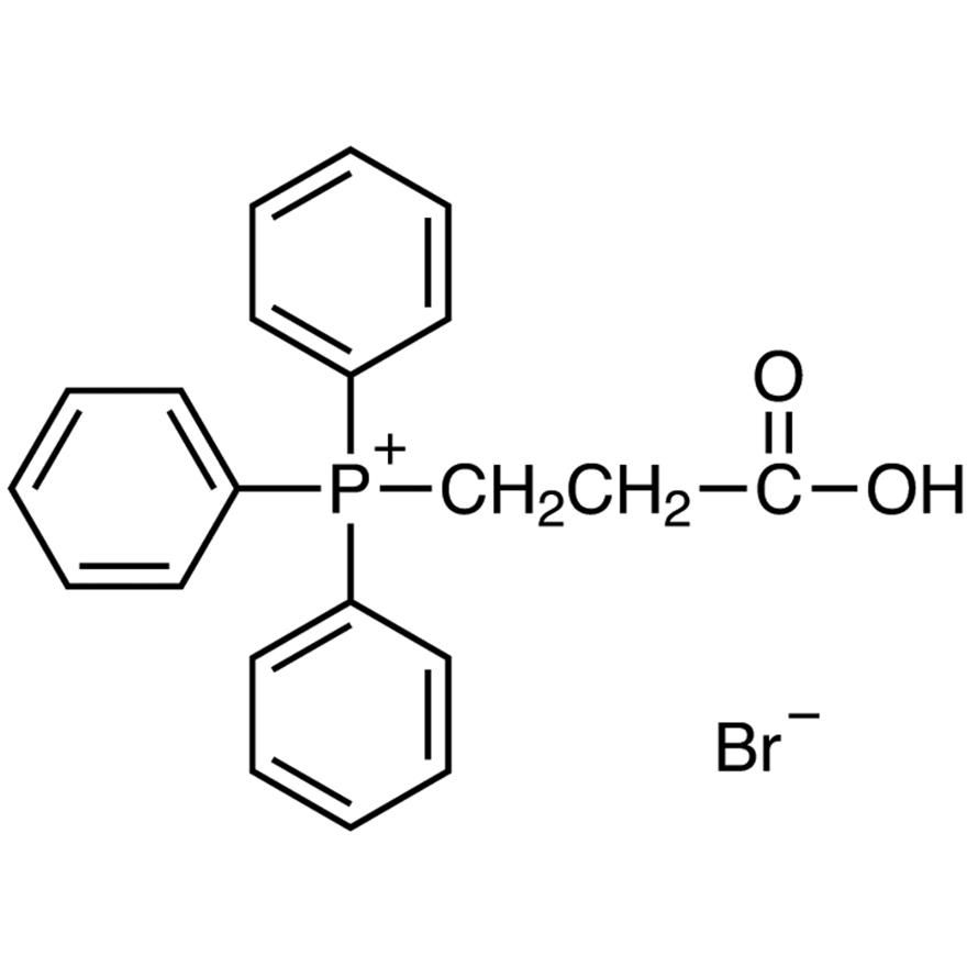 (2-Carboxyethyl)triphenylphosphonium Bromide