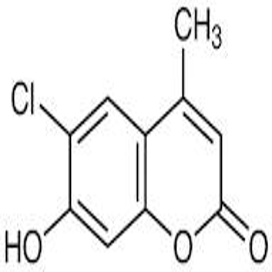 6-Chloro-7-hydroxy-4-methylcoumarin