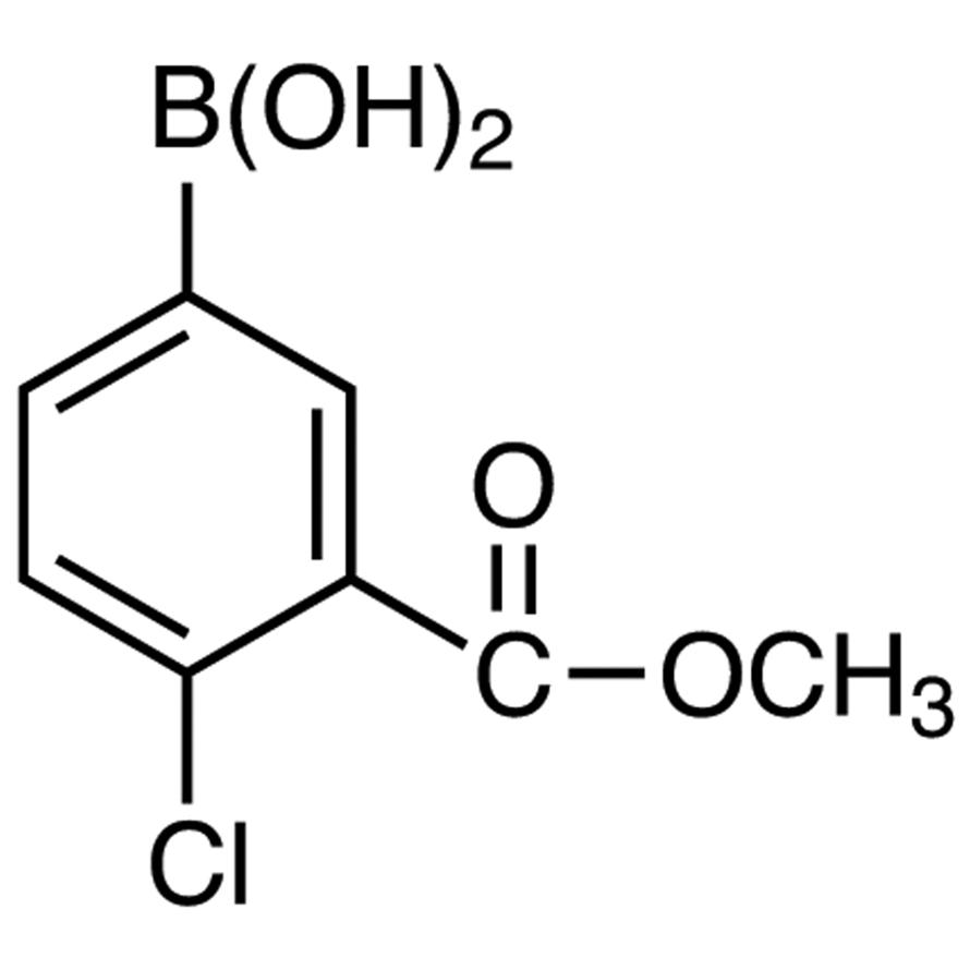 4-Chloro-3-(methoxycarbonyl)phenylboronic Acid (contains varying amounts of Anhydride)
