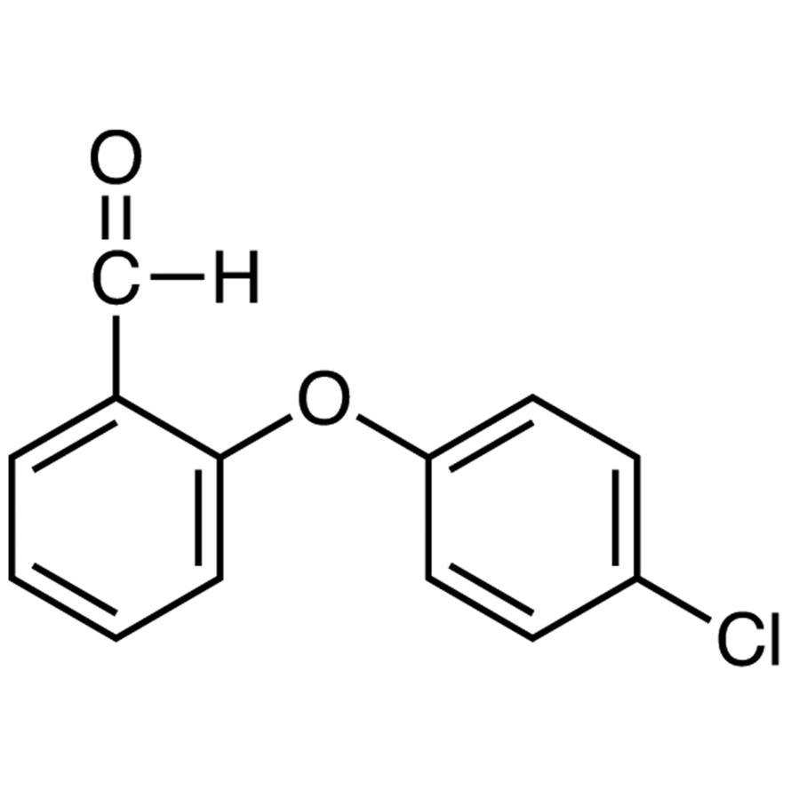 2-(4-Chlorophenoxy)benzaldehyde