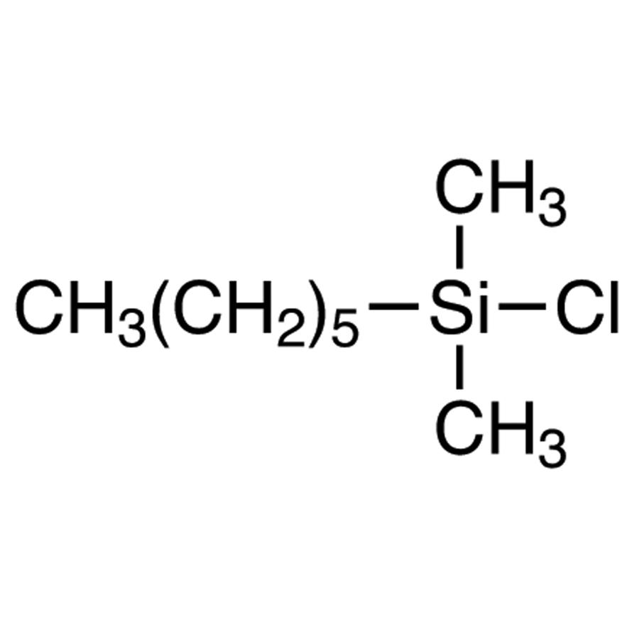 Chloro(hexyl)dimethylsilane