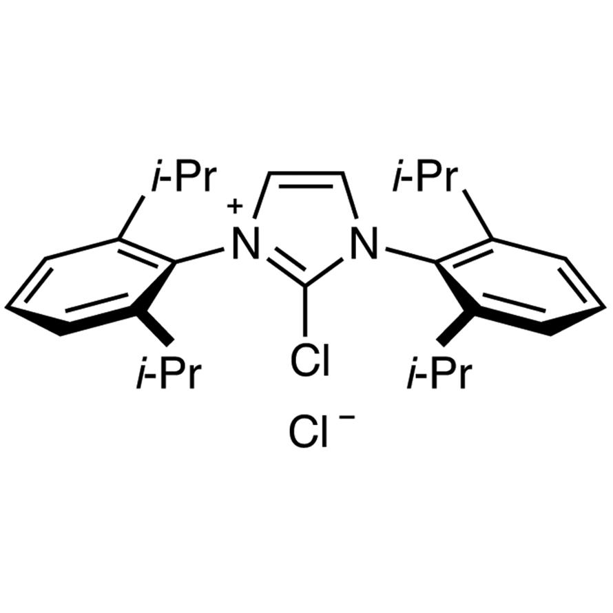 2-Chloro-1,3-bis(2,6-diisopropylphenyl)-1H-imidazolium Chloride