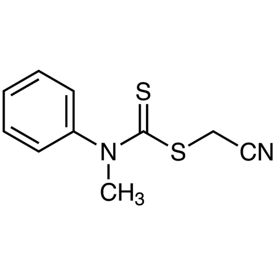 Cyanomethyl Methyl(phenyl)carbamodithioate