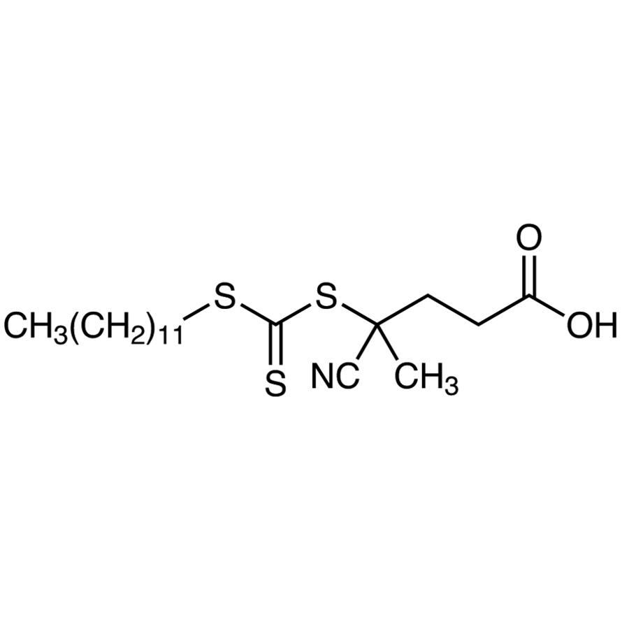 4-Cyano-4-[[(dodecylthio)carbonothioyl]thio]pentanoic Acid