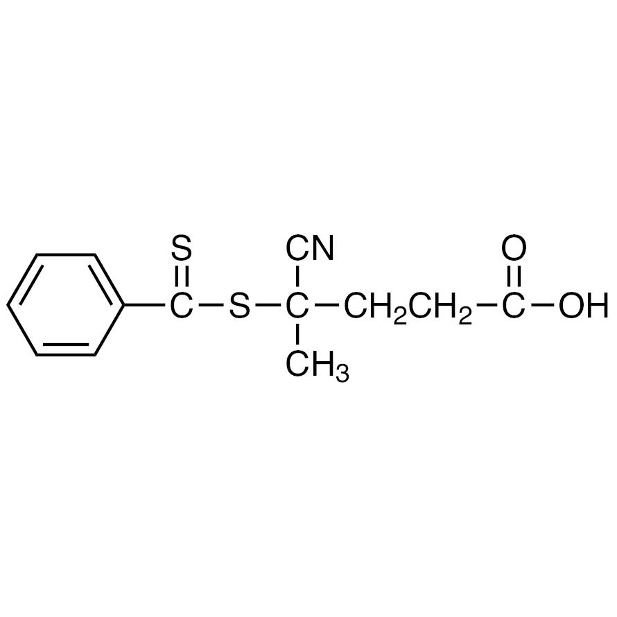 4-Cyano-4-[(phenylcarbonothioyl)thio]pentanoic Acid