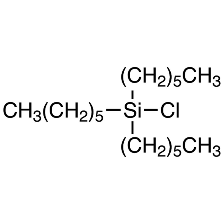 Chlorotrihexylsilane