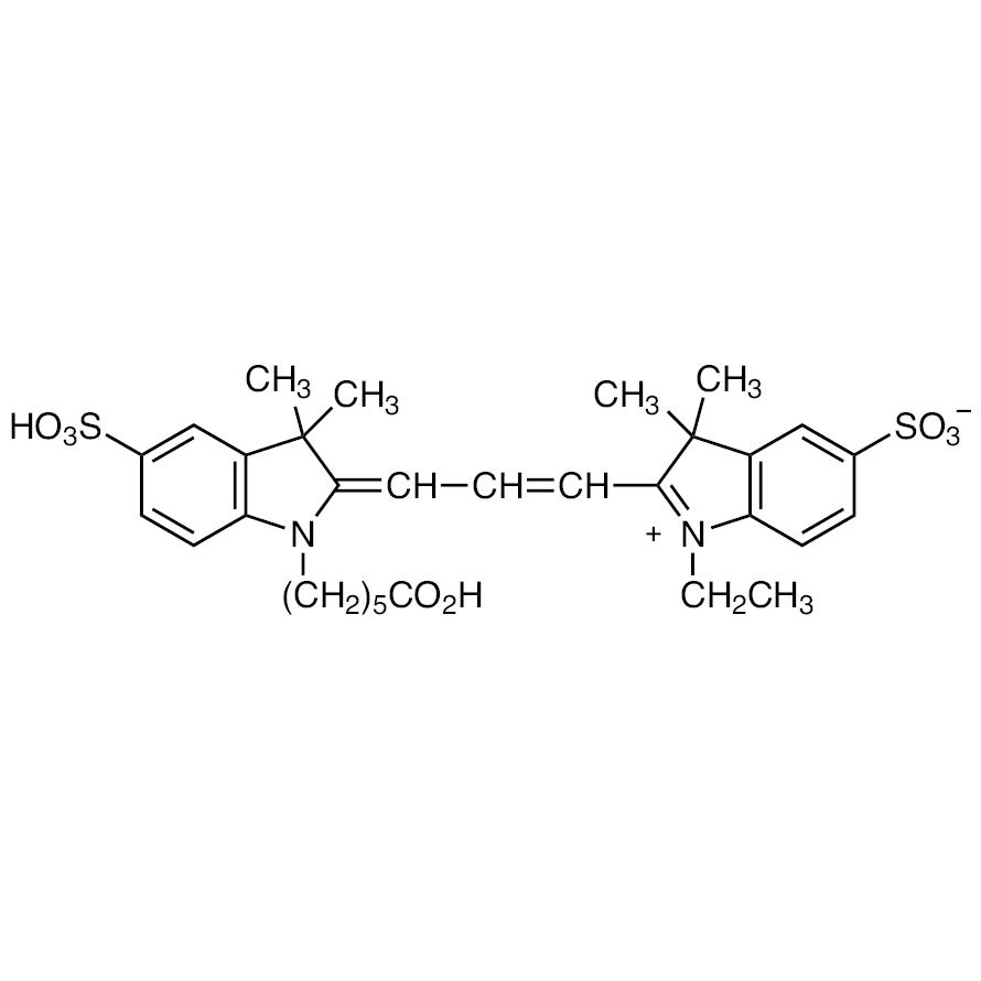 Sulfo-Cyanine 3 Carboxylic Acid