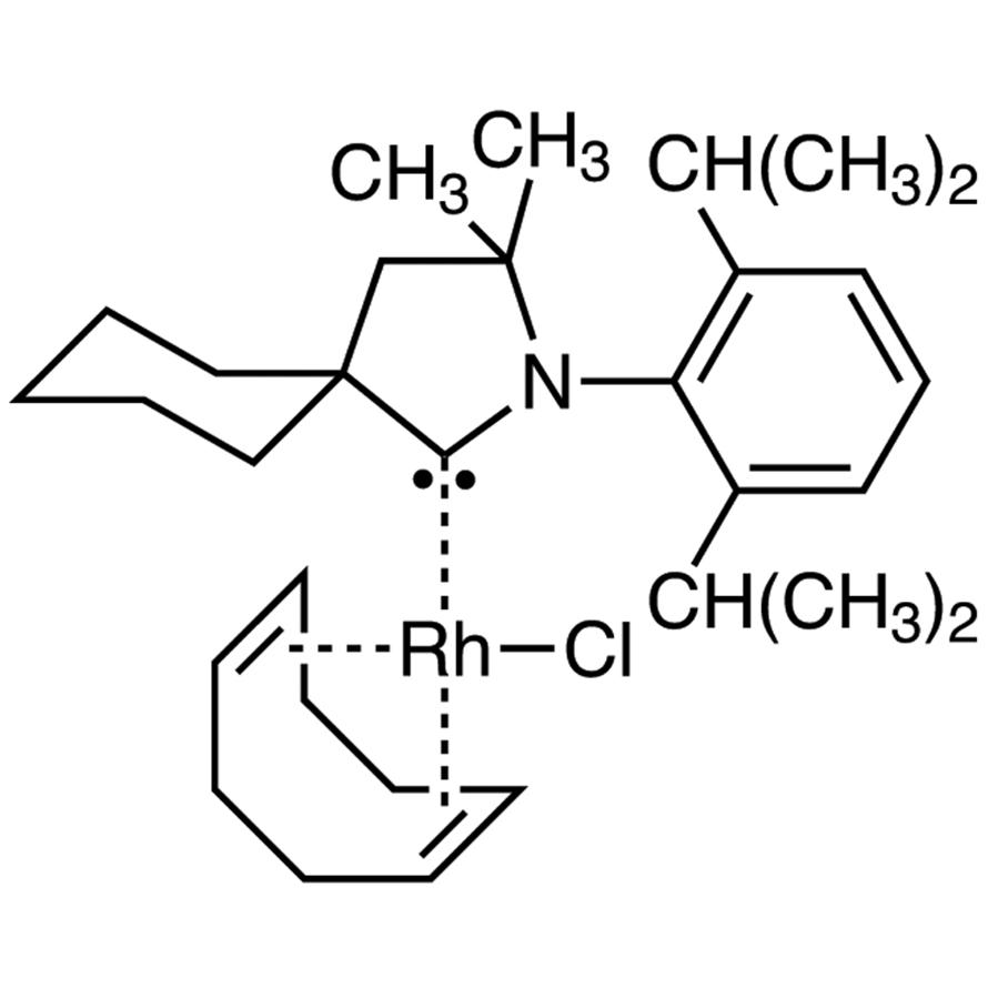 (Cyclohexyl-CAAC)Rh(COD)Cl