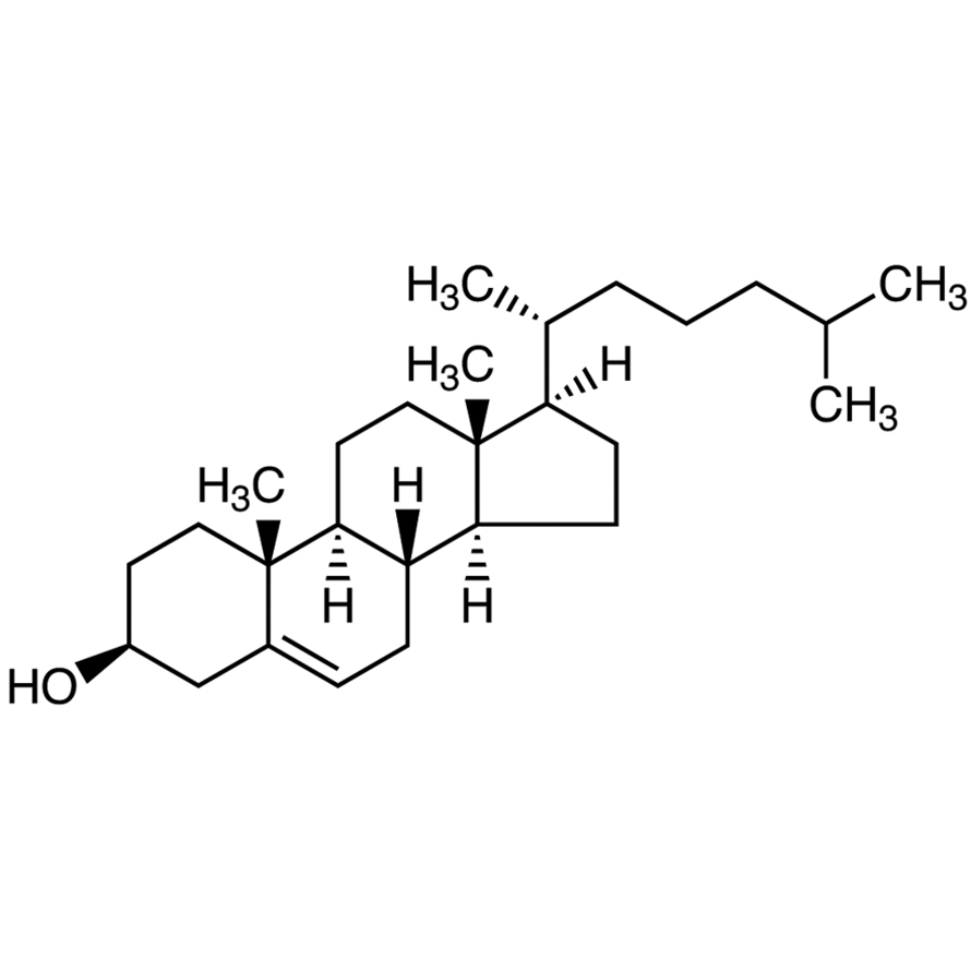 Cholesterol (>99%) (stabilized with -Tocopherol)