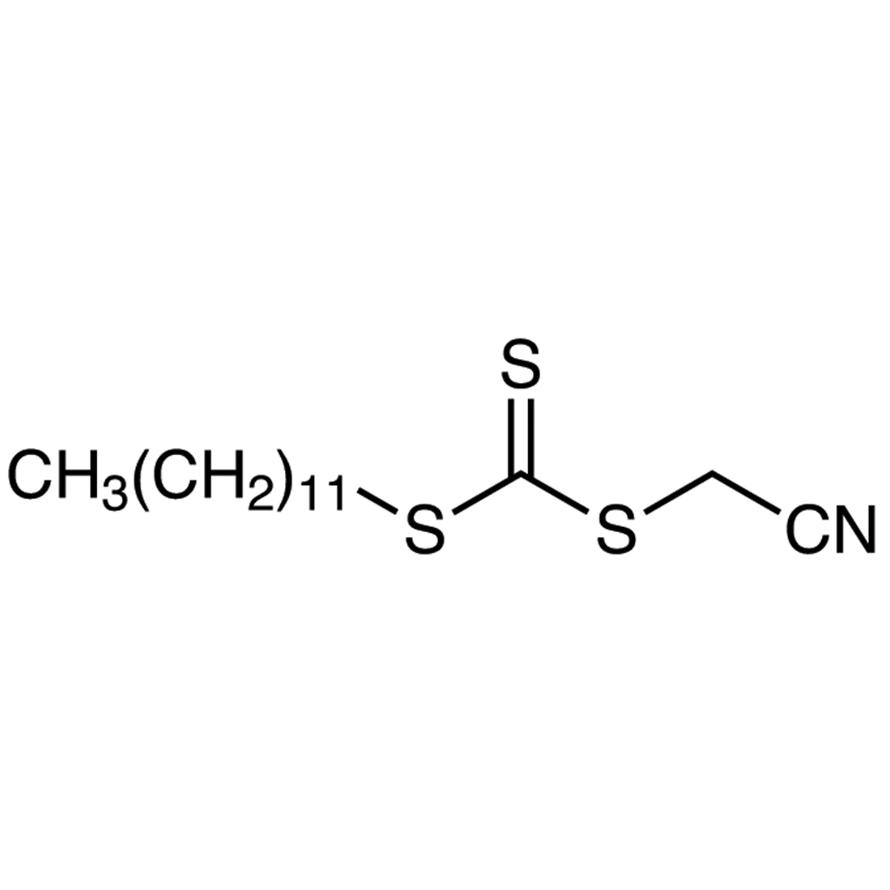 Cyanomethyl Dodecyl Trithiocarbonate