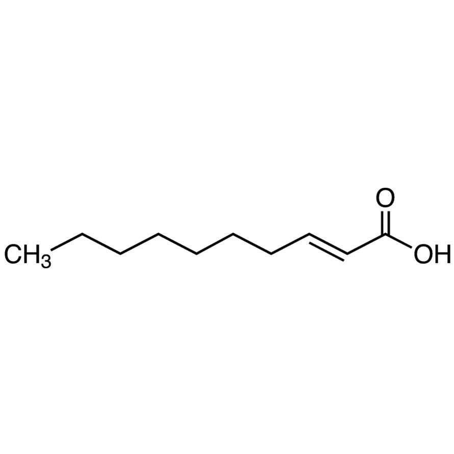 trans-2-Decenoic Acid