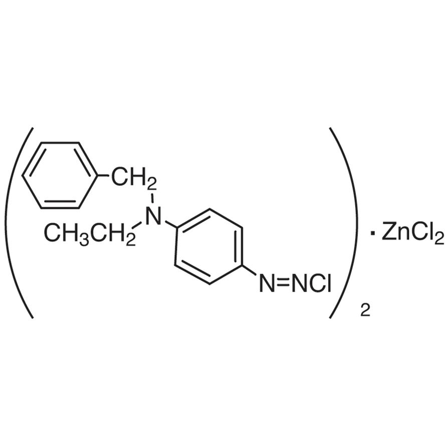 4-Diazo-N-benzyl-N-ethylaniline Chloride Zinc Chloride