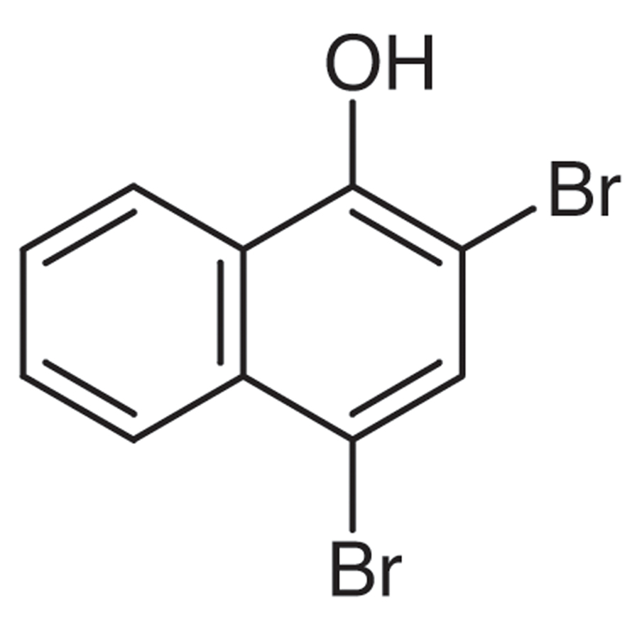 2,4-Dibromo-1-naphthol
