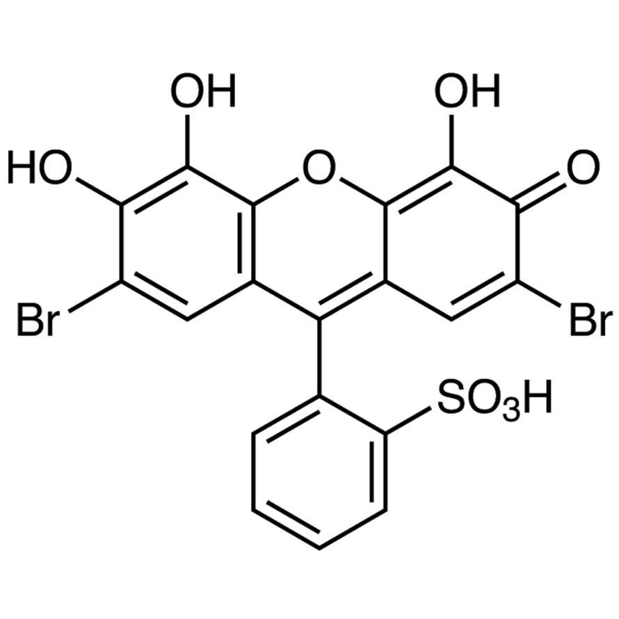 Bromopyrogallol Red