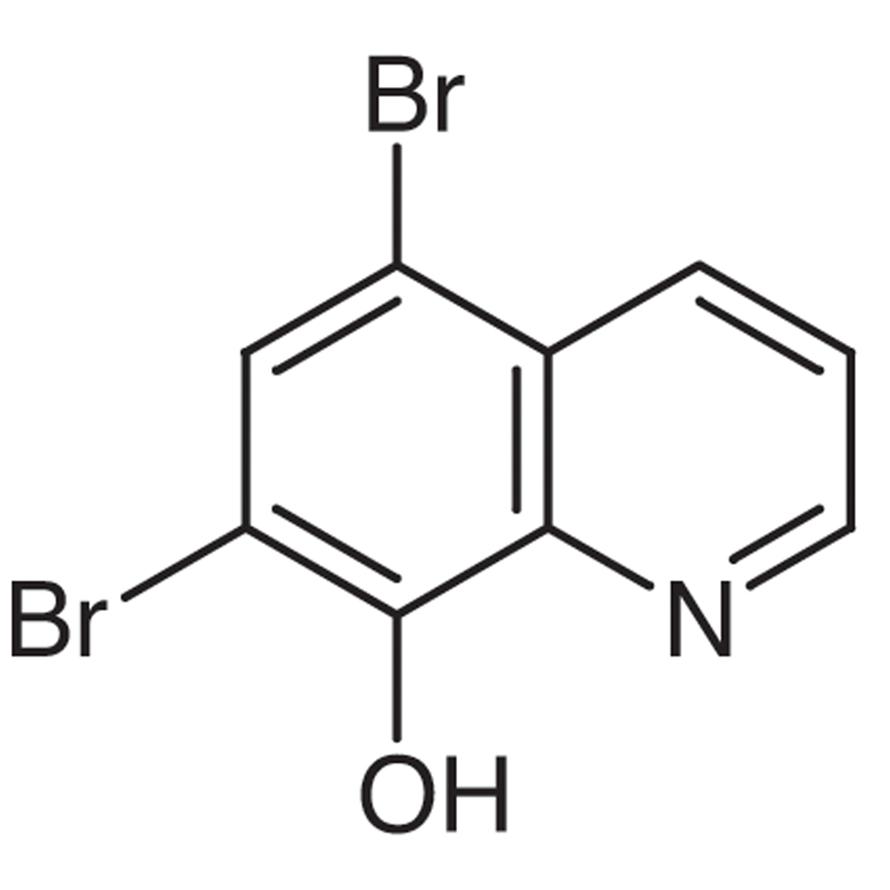 5,7-Dibromo-8-hydroxyquinoline