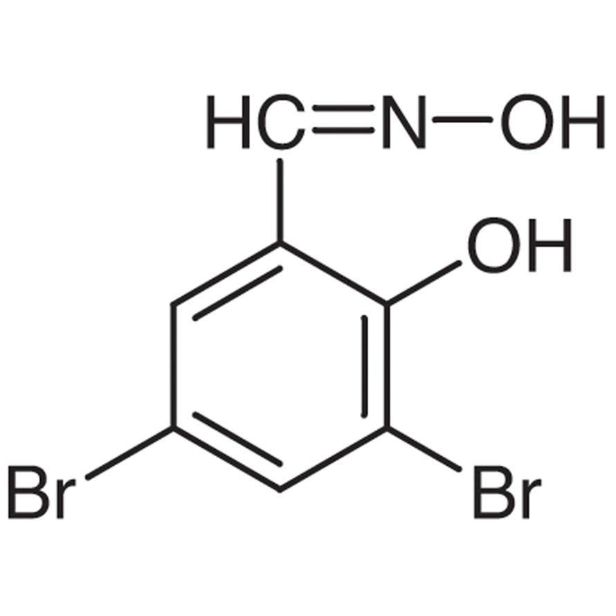 3,5-Dibromosalicylaldoxime