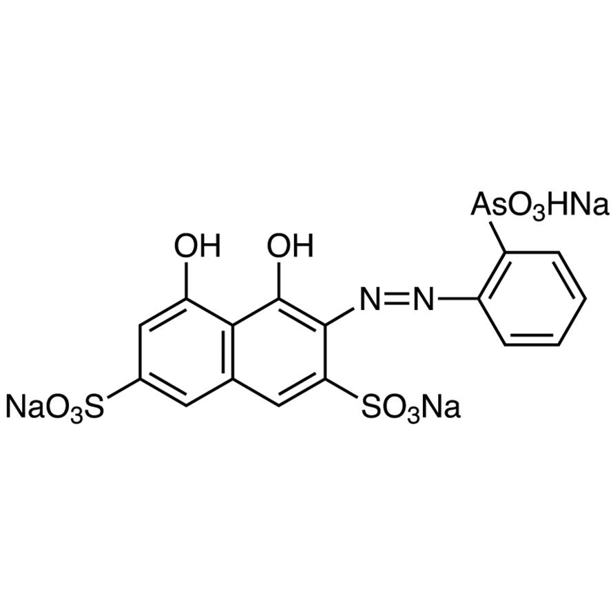 Arsenazo I Trisodium Salt