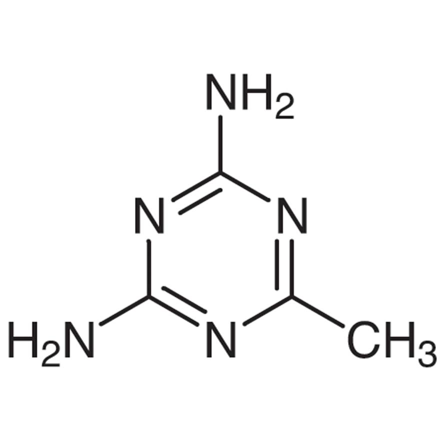 2,4-Diamino-6-methyl-1,3,5-triazine