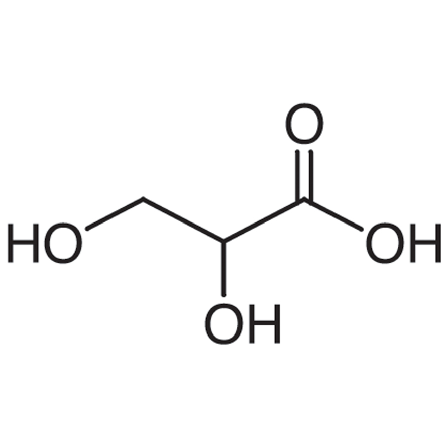 DL-Glyceric Acid (20% in Water, ca. 2mol/L)