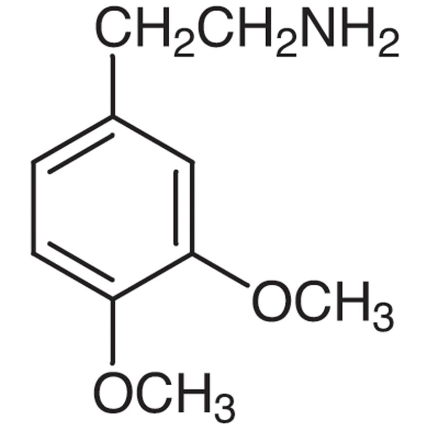 Homoveratrylamine