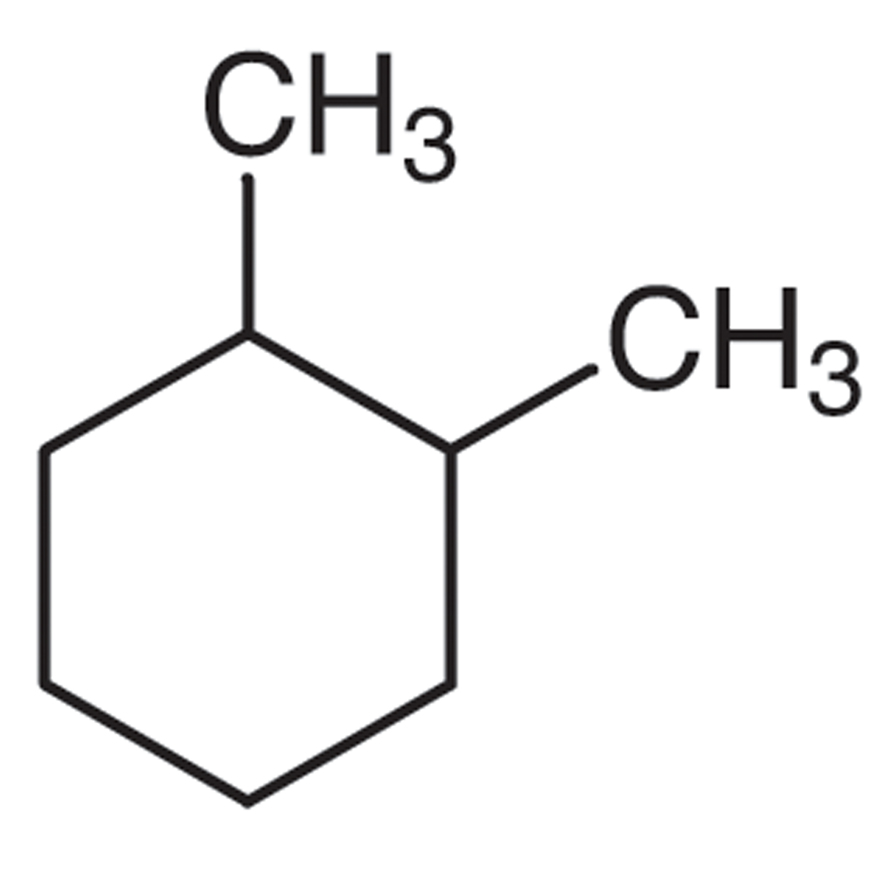 1,2-Dimethylcyclohexane (cis- and trans- mixture)