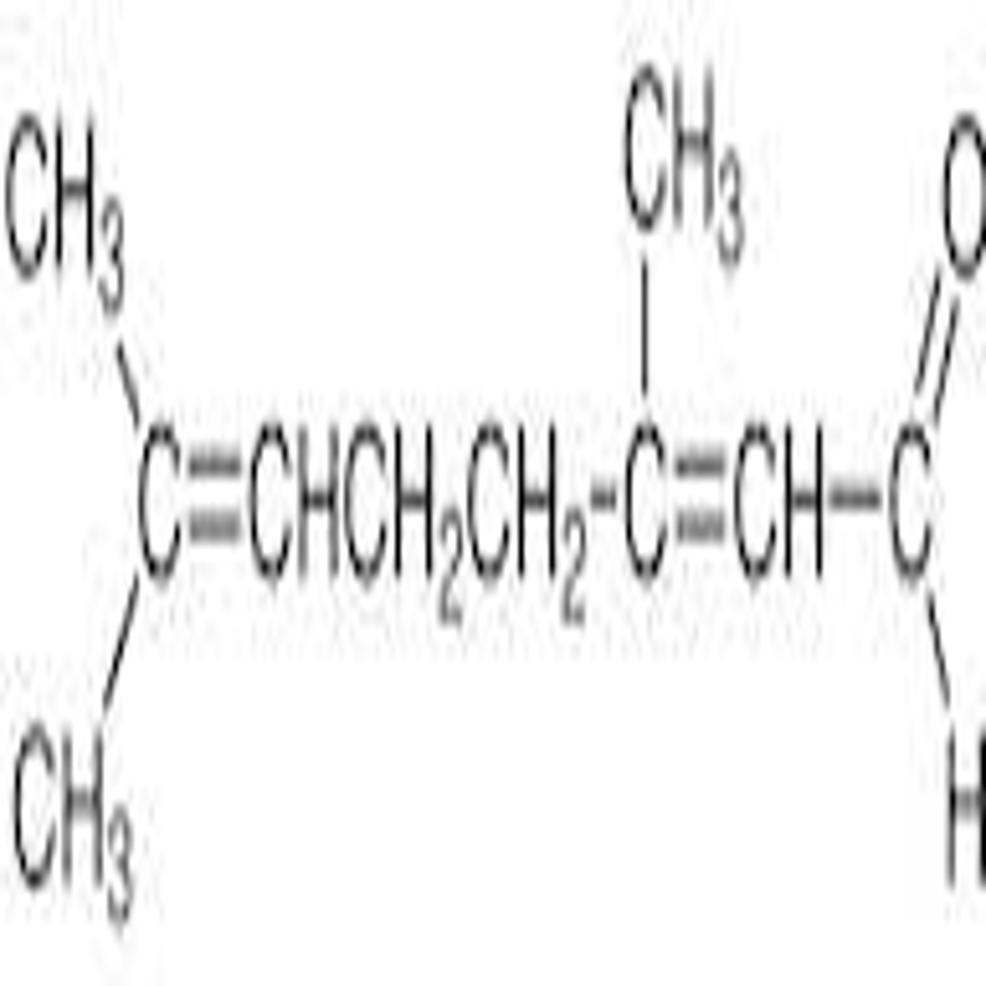 Citral (cis- and trans- mixture)