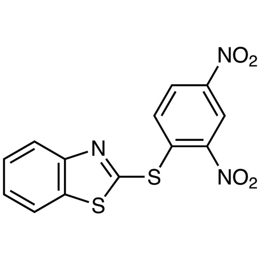 2-(2,4-Dinitrophenylthio)benzothiazole