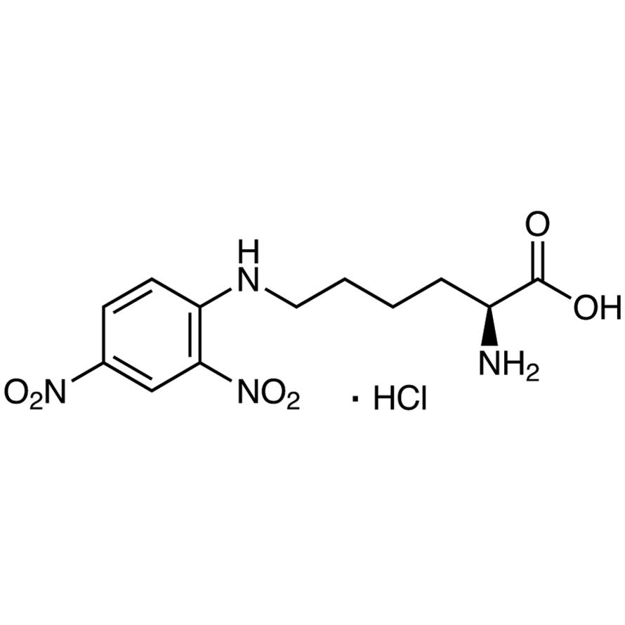 N-(2,4-Dinitrophenyl)-L-lysine Hydrochloride