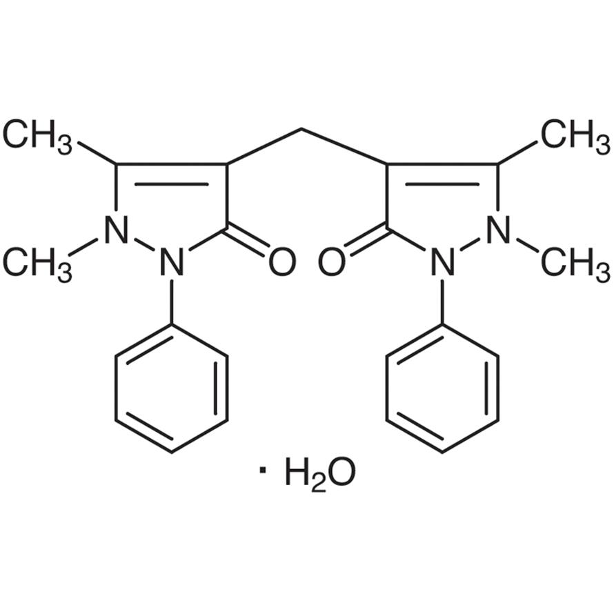 4,4'-Diantipyrylmethane Monohydrate [for Ti Analysis]