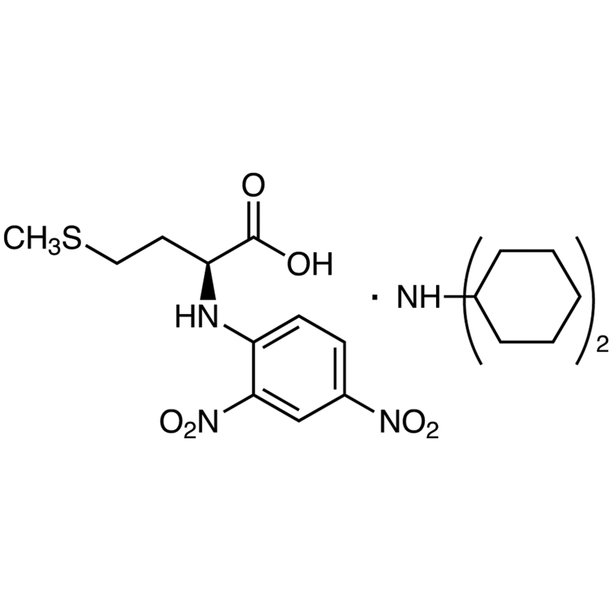 N-(2,4-Dinitrophenyl)-L-methionine Dicyclohexylammonium Salt