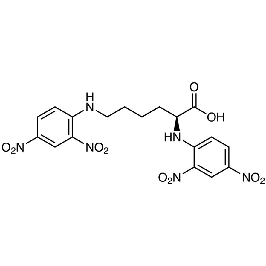 N,N-Bis(2,4-dinitrophenyl)-L-lysine