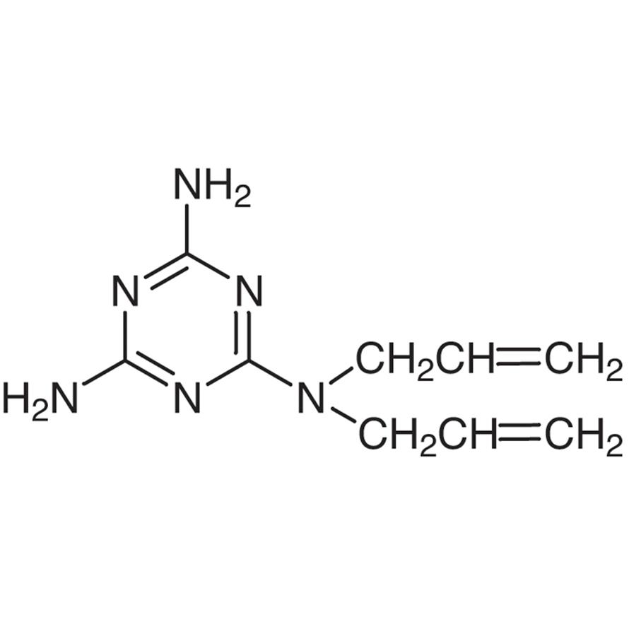 2,4-Diamino-6-diallylamino-1,3,5-triazine