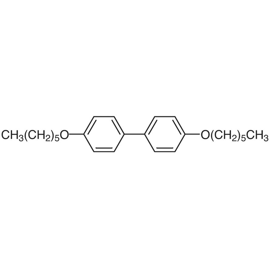 4,4'-Dihexyloxybiphenyl