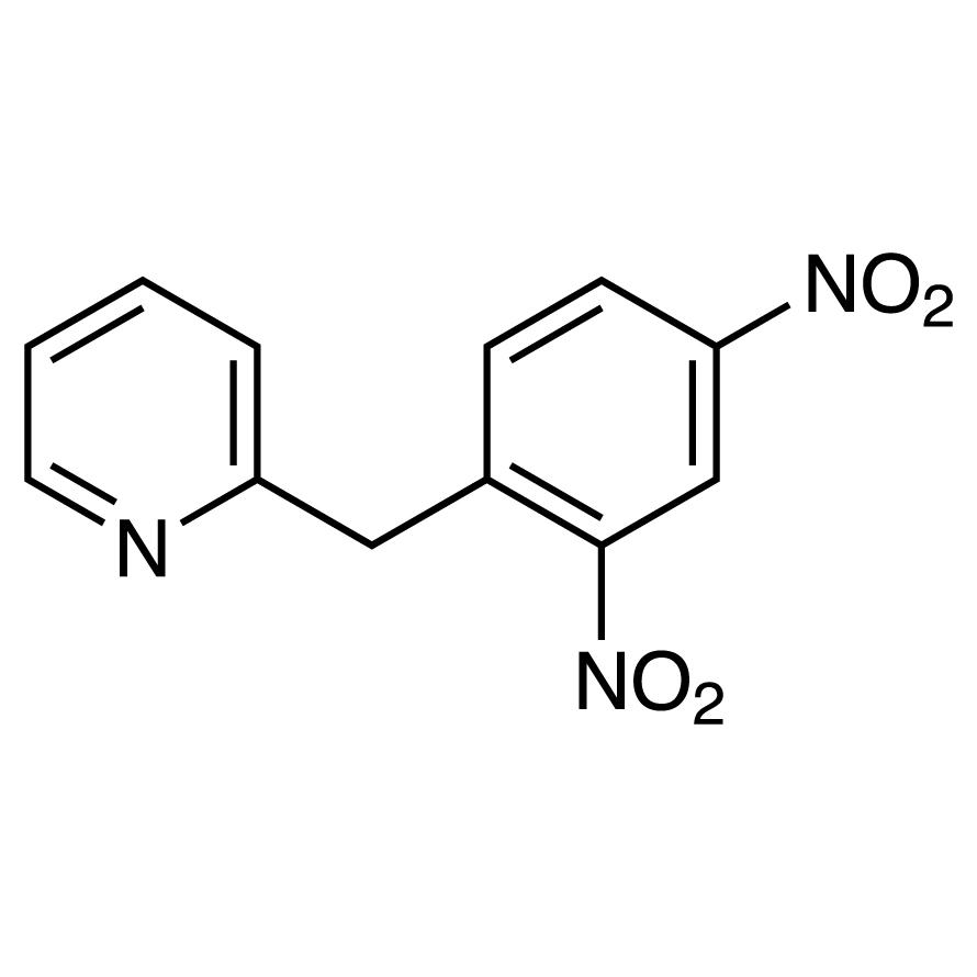 2-(2,4-Dinitrobenzyl)pyridine