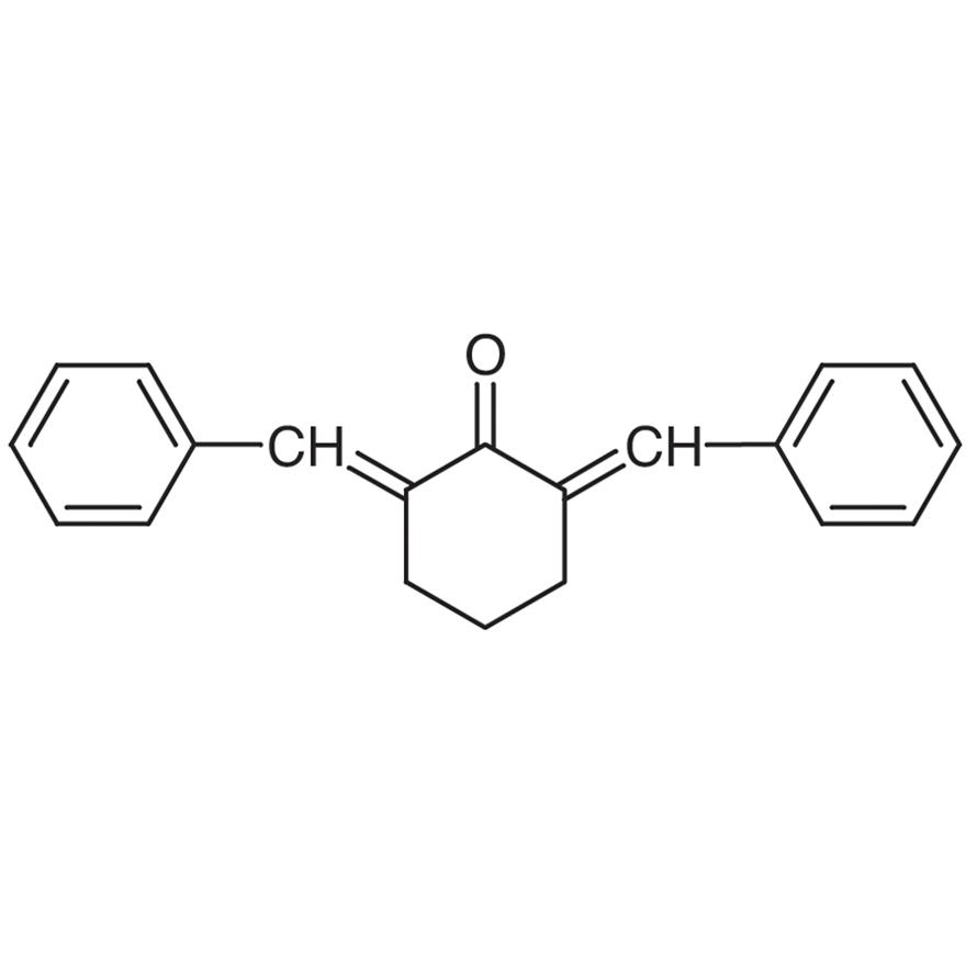 1,3-Dibenzylidene-2-cyclohexanone