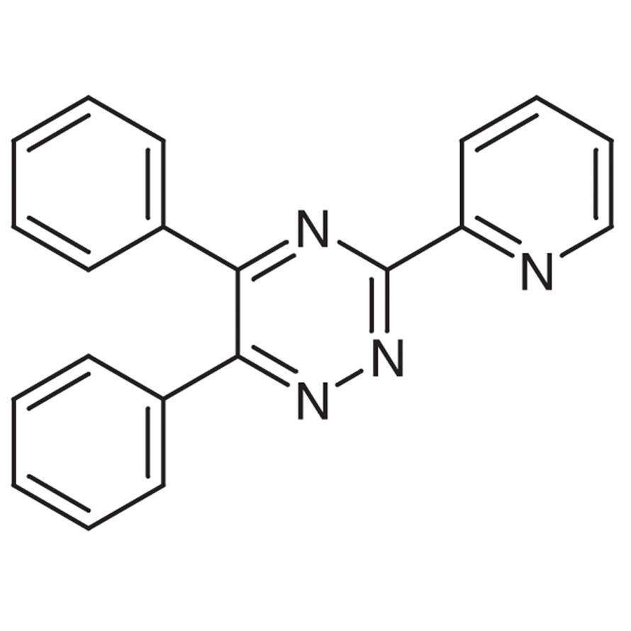 5,6-Diphenyl-3-(2-pyridyl)-1,2,4-triazine