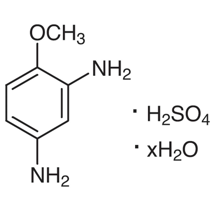 2,4-Diaminoanisole Sulfate Hydrate
