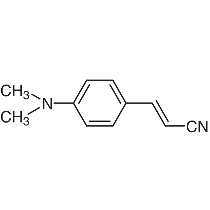 trans-4-Dimethylaminocinnamonitrile