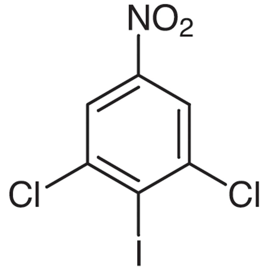 1,3-Dichloro-2-iodo-5-nitrobenzene