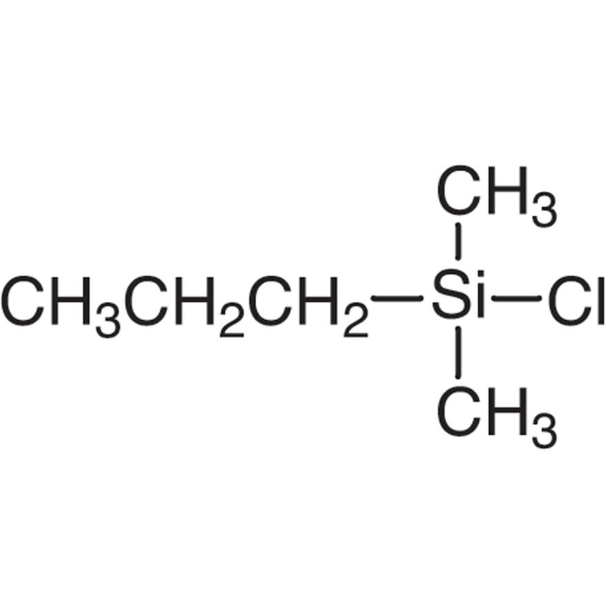 Chlorodimethylpropylsilane [Dimethylpropylsilylating Agent]