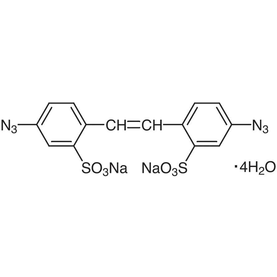 Disodium 4,4'-Diazidostilbene-2,2'-disulfonate Tetrahydrate