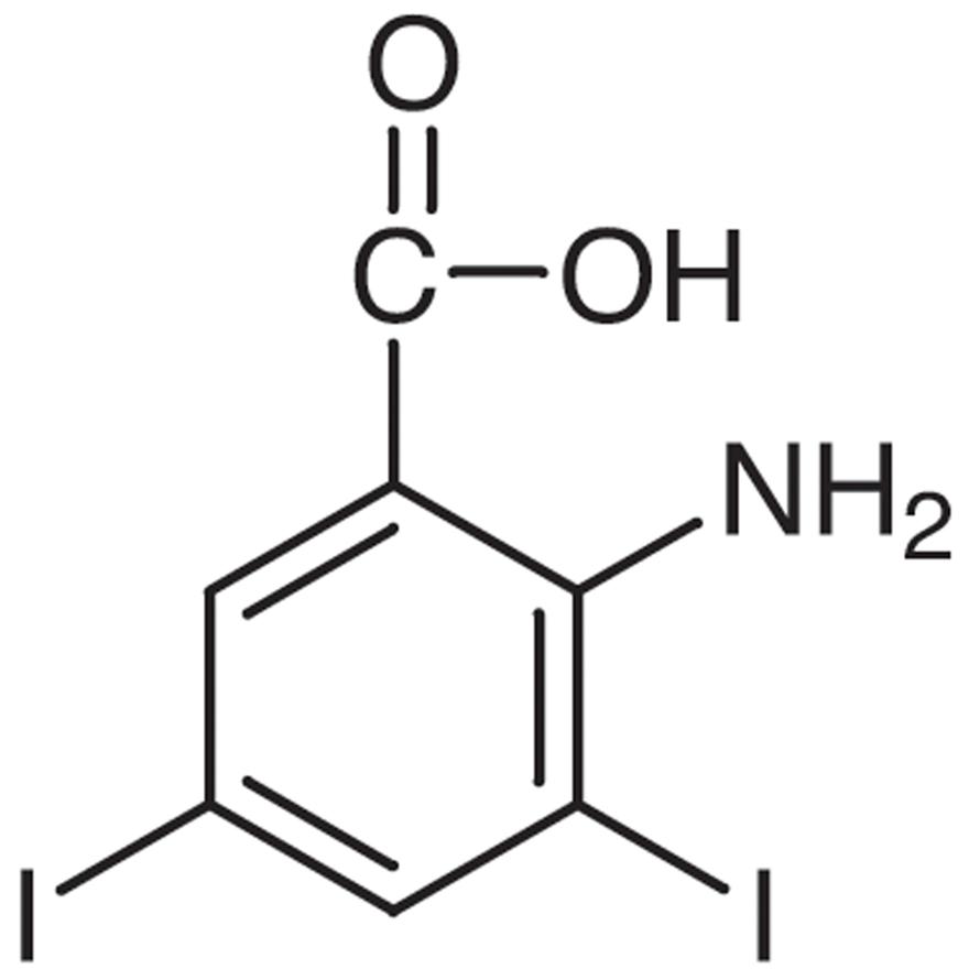 3,5-Diiodoanthranilic Acid