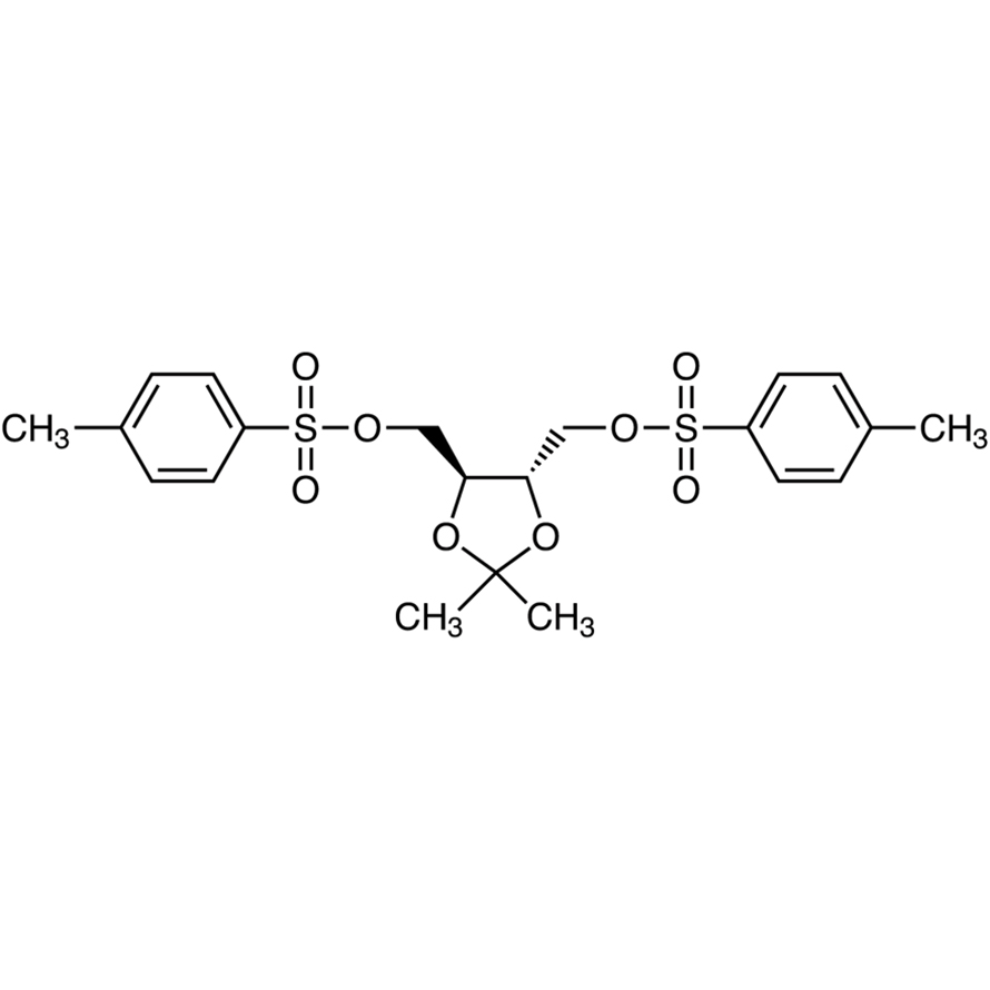 (-)-1,4-Di-O-tosyl-2,3-O-isopropylidene-L-threitol