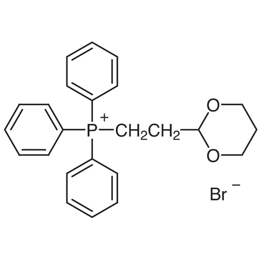 2-(1,3-Dioxan-2-yl)ethyltriphenylphosphonium Bromide